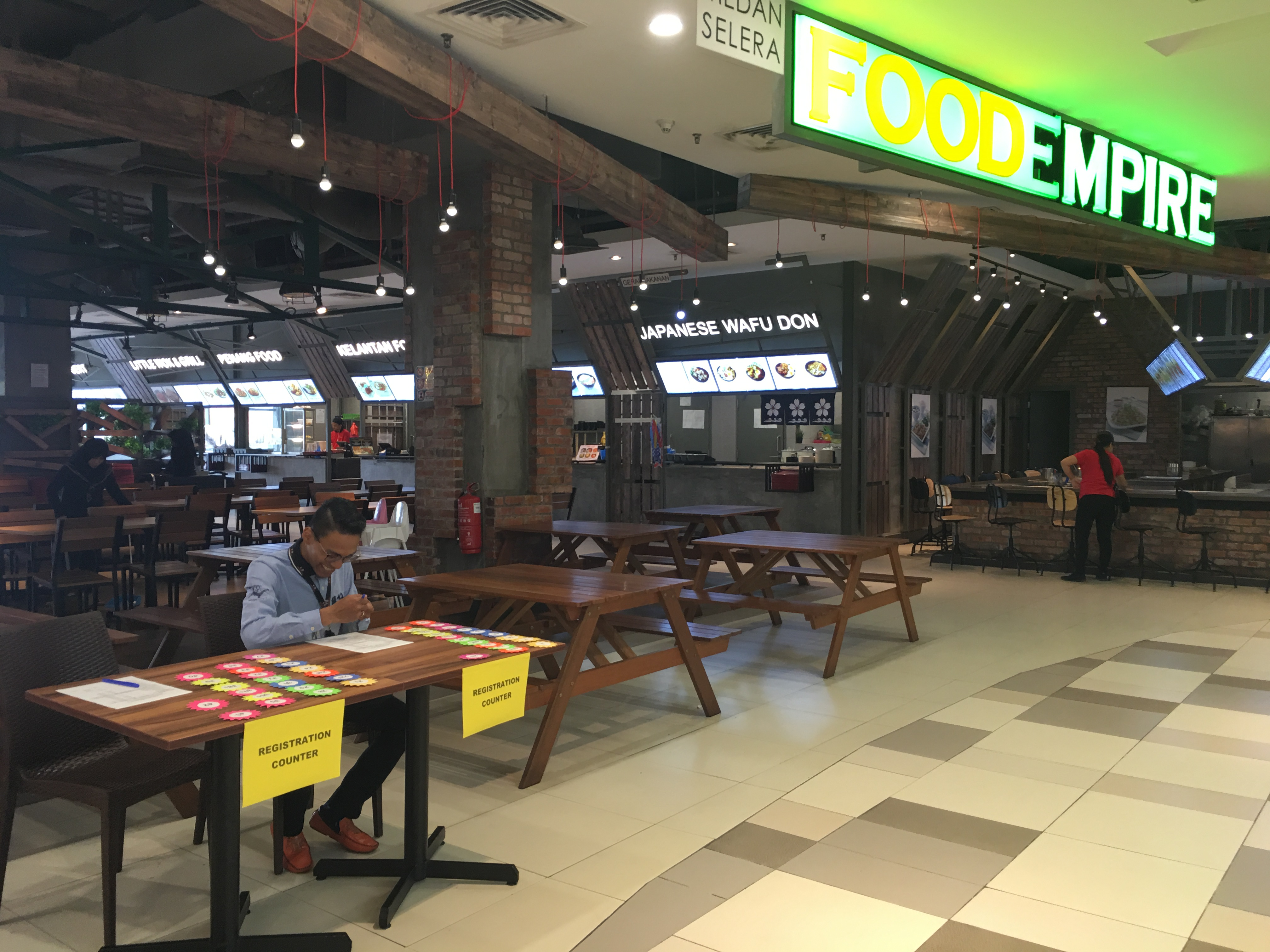 Food Court Th Avenue